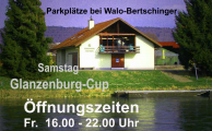 Glanzenburg-Cup und Fischessen 2017