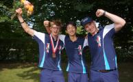 Jungpontonier Schweizermeisterschaft in Olten